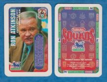 Coventry City Ron Atkinson S97
